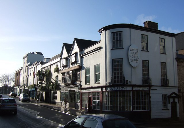 South Street, Exeter