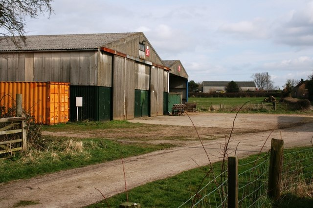 Barn on Back Lane, Little Ouseburn