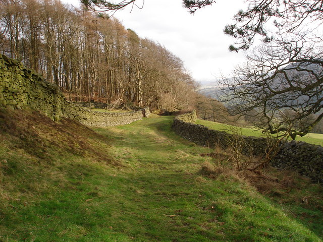 Dales Way, Dentdale