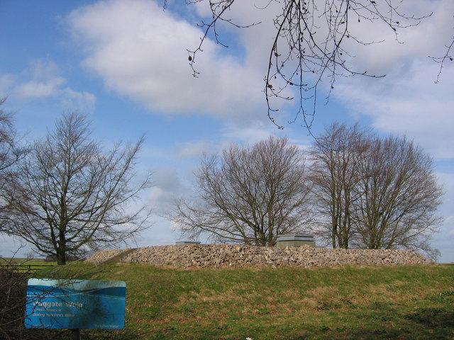 Huggate Wold Service Reservoir