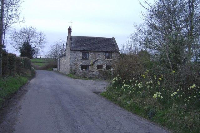 Bungay's Hill, High Littleton