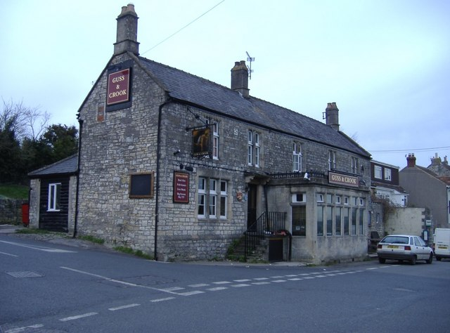 The Guss and Crook, Timsbury