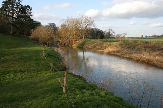 River Welland at Tixover Grange
