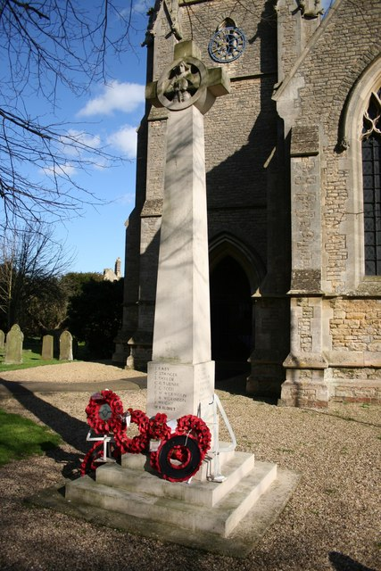 Deeping St.Nicholas War Memorial