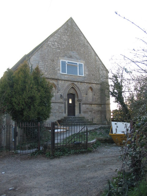 Converted chapel at Inglesbatch