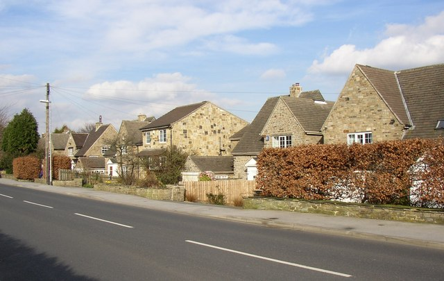 Houses, Lightridge Road, Fixby