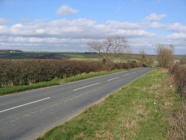 B1251 Towards Fimber