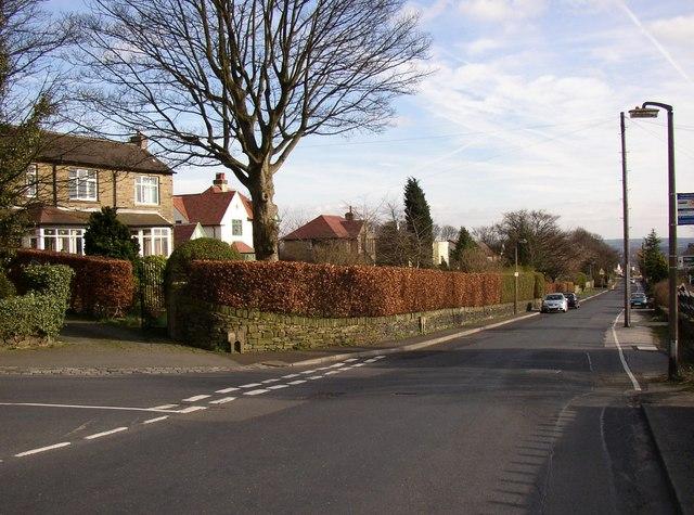 Lightridge Road, Fixby