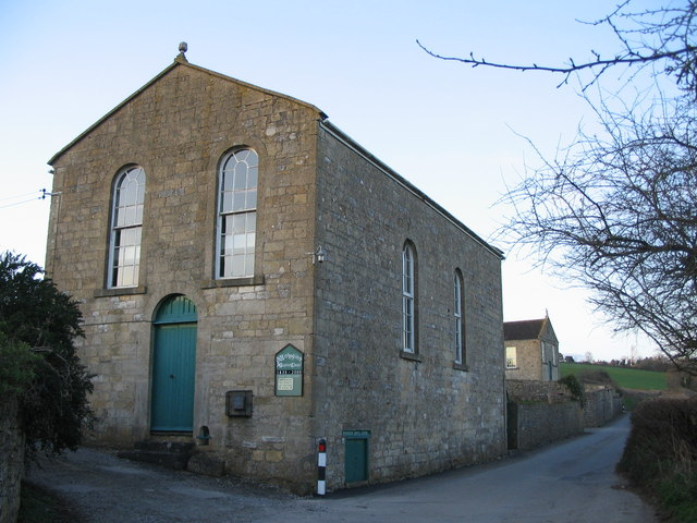 Withyditch baptist chapel
