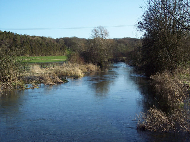 River Till, Winterbourne Stoke