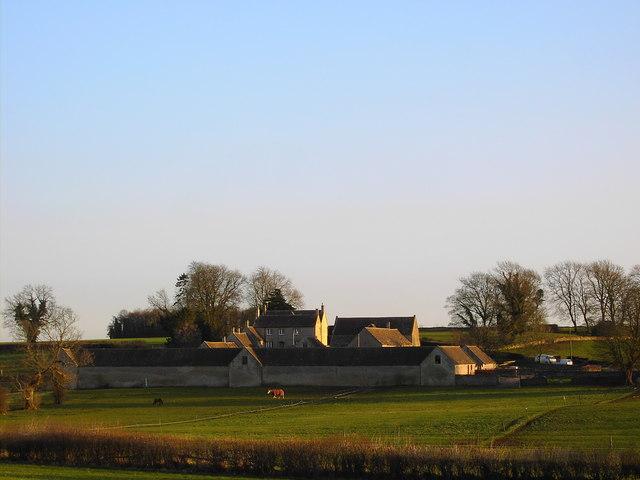 New House Farm, Badminton, Glos
