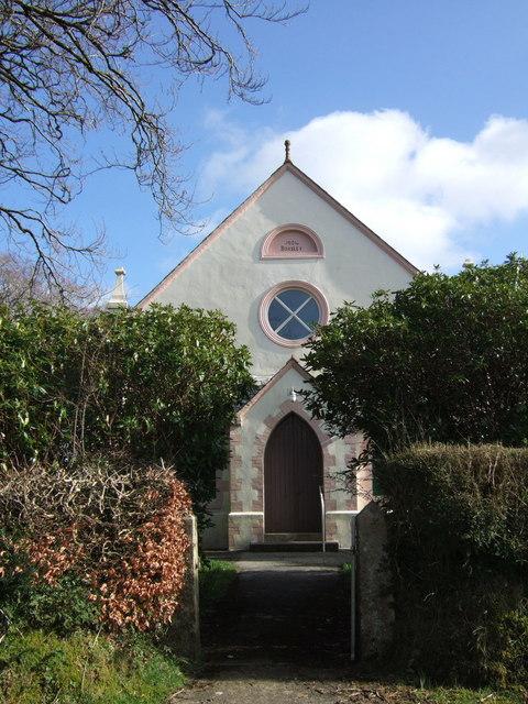 Boasley Methodist chapel