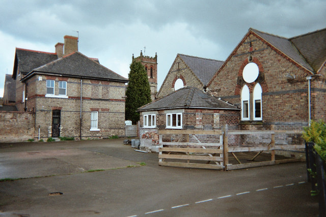 St Thomas's R.C. School & Presbytery
