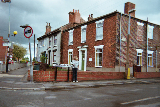 Street corner, Old Goole