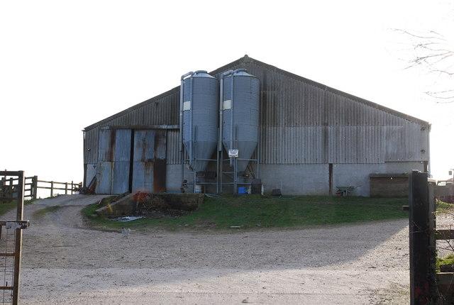 Church Farm buildings
