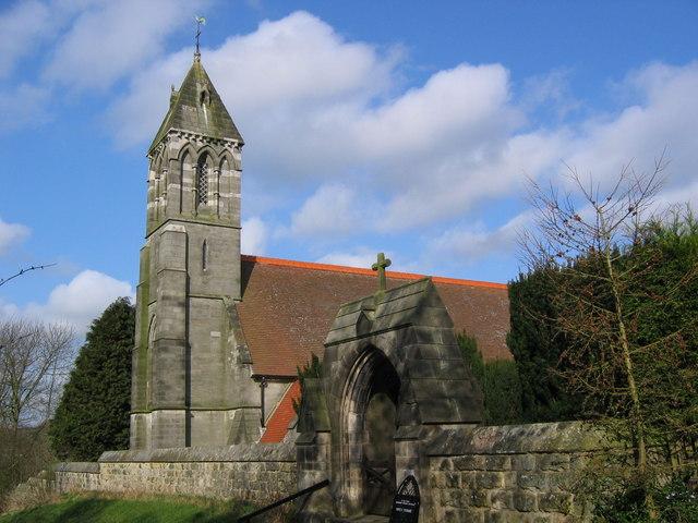 St. Mary, Fimber