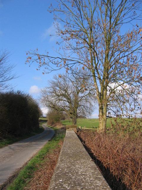 Road To Bridge Farm
