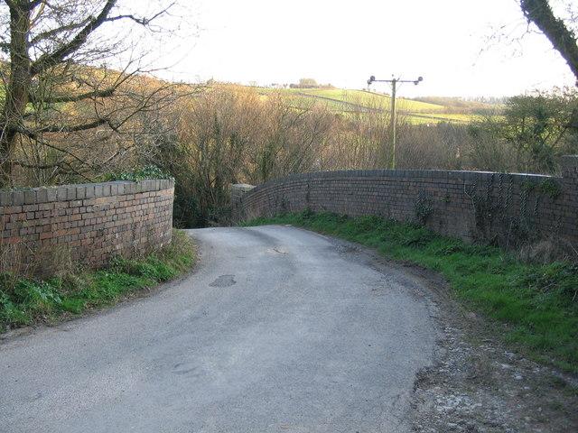 Bridge on Stoneage Lane
