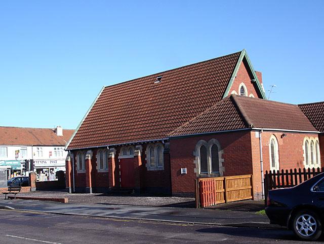 Kingsholm Church