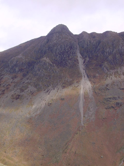 Pike o Stickle from the Band