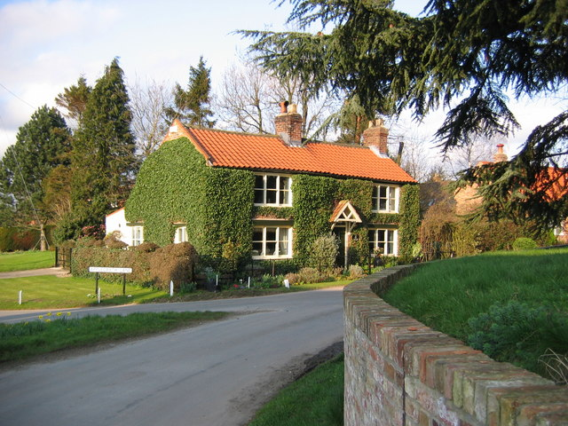 Ivy Cottage, Bainton