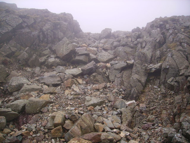 Path through Bowfell Links