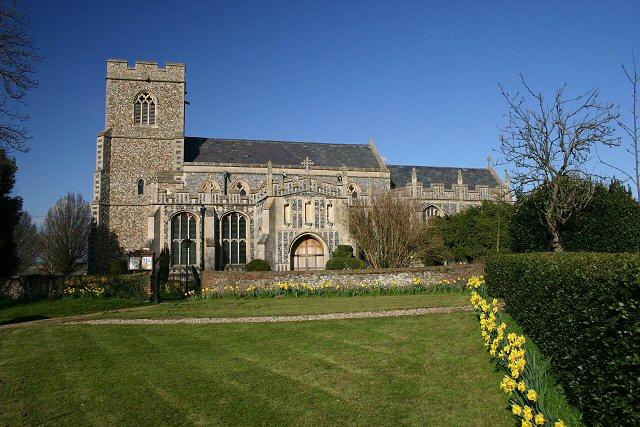 St Mary's Church, Glemsford