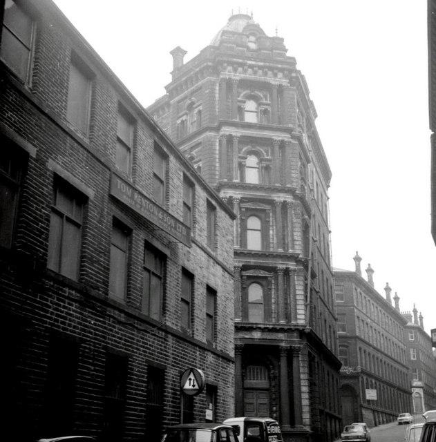 Bradford, Vicar Lane - Law Russell building