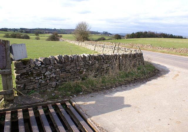 A quiet section of the A52
