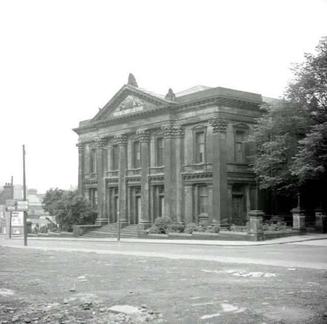 Bradford - Sion Baptist Chapel