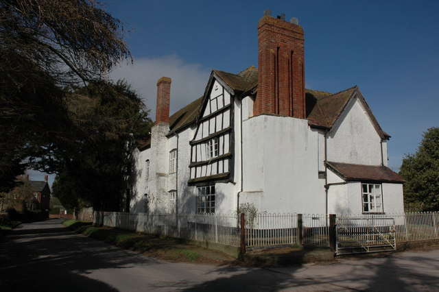 Chipps House, Ivington