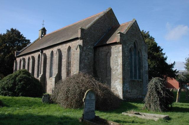 Ivington church