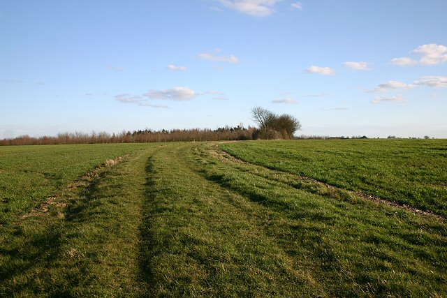 Footpath to Clare