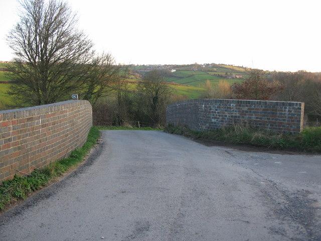 Bridge on Withyditch Lane