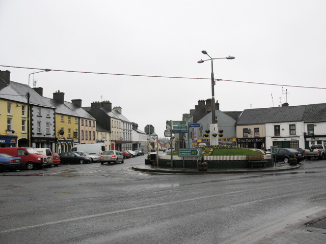 Mountrath, Co. Laois:: OS grid S3594 :: Geograph Ireland ...