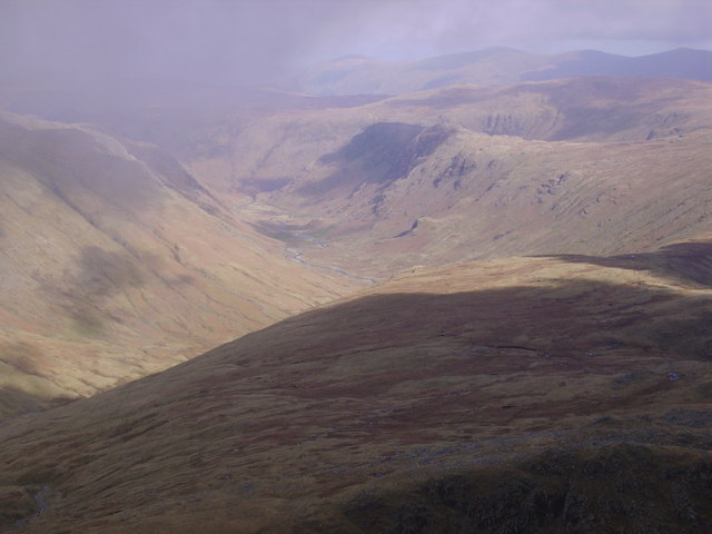 From Bowfell North Top