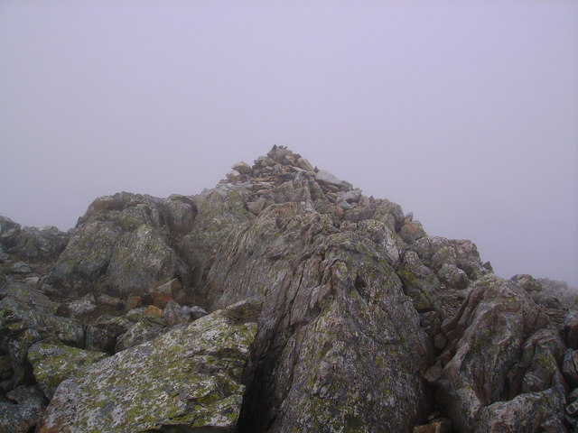 Summit Cairn, Esk Pike