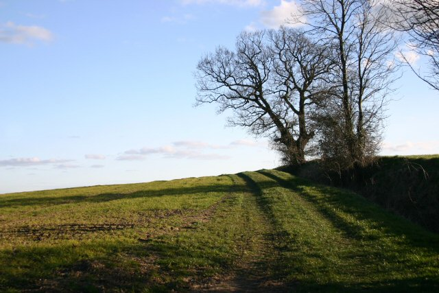 Footpath to Poslingford