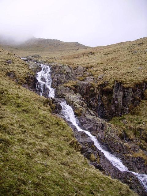 Waterfall, Buscoe Sike