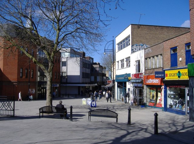 Regent Street, Swindon