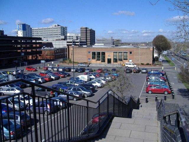Magistrates Court, Swindon