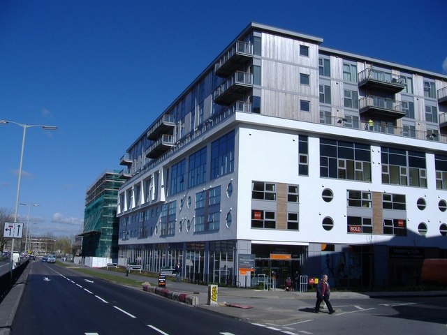 Temporary Central Library, Swindon