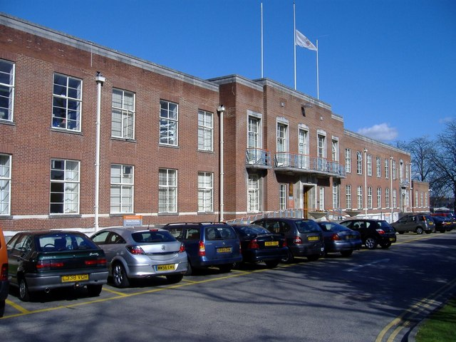 Civic Offices, Swindon