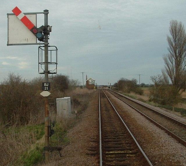 Bellwater Signalbox
