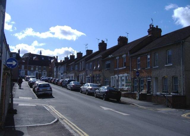 Whitney Street, Swindon