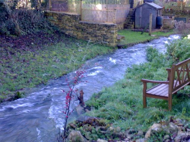 Village stream