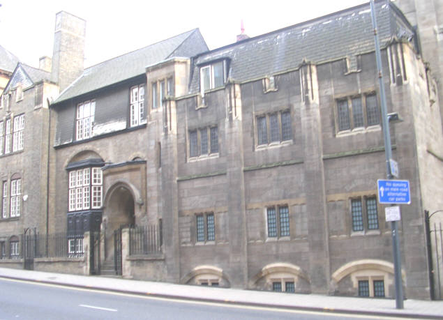 Cathedral House, Great George Street