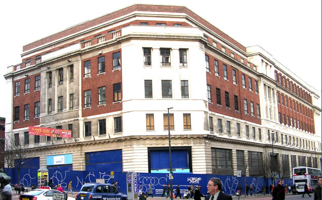 Former Department Store, The Headrow