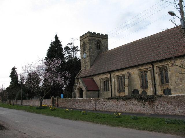 Parish Church of St Mary at Myton on Swale