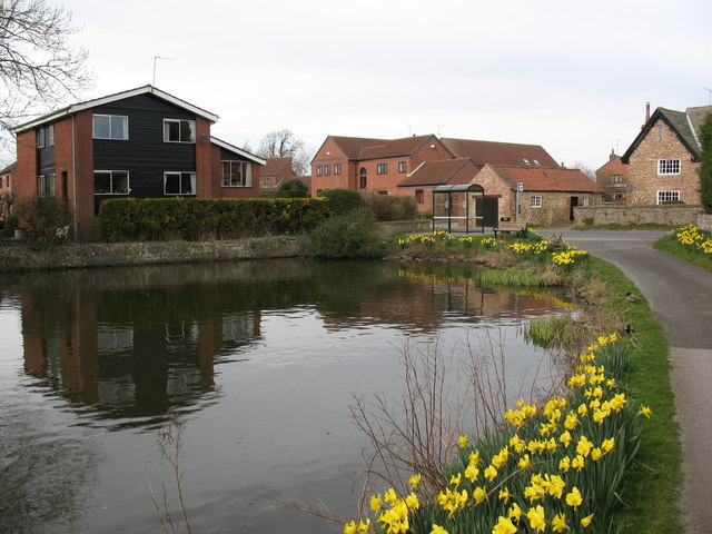 Ferrensby Village Pond